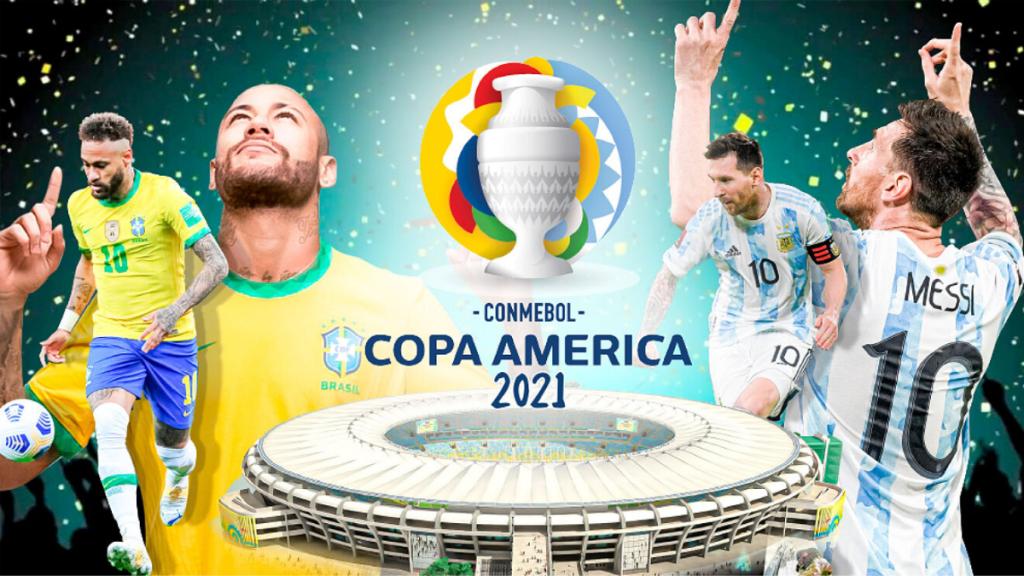 """Copa America   Στο θρυλικό """"Μαρακανά"""" o μεγάλος τελικός Βραζιλία - Αργεντινή"""