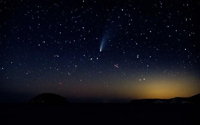 Ο κομήτης που εξέλιξε τον ανθρώπινο πολιτισμό