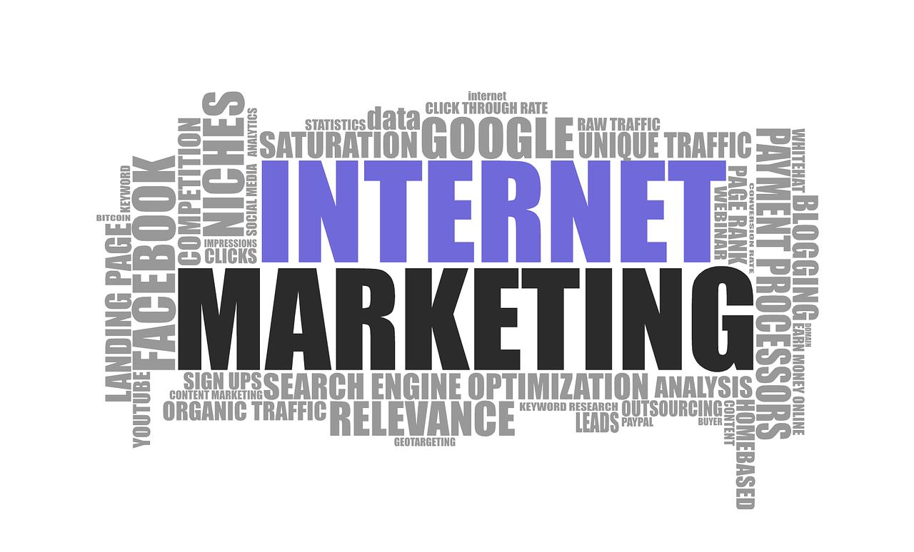 website and social media marketing