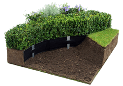 best deep lawn edging Super-Edg