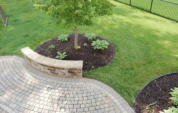 Suburban Home Landscaping