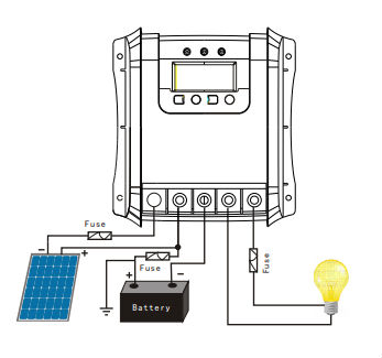 Wiring Sequence And Paying Attention of Solar Panel Regulator