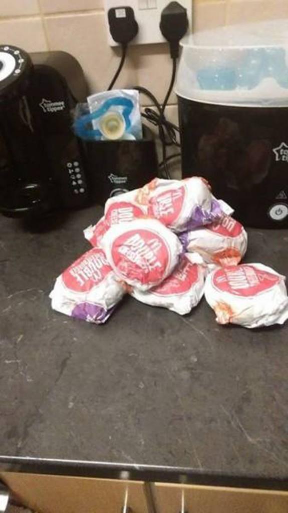 McDonalds - O Macho Alpha-1