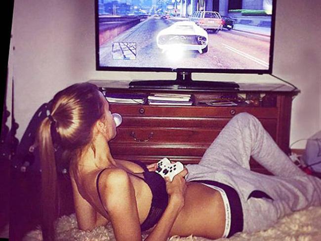 gamers gostosas