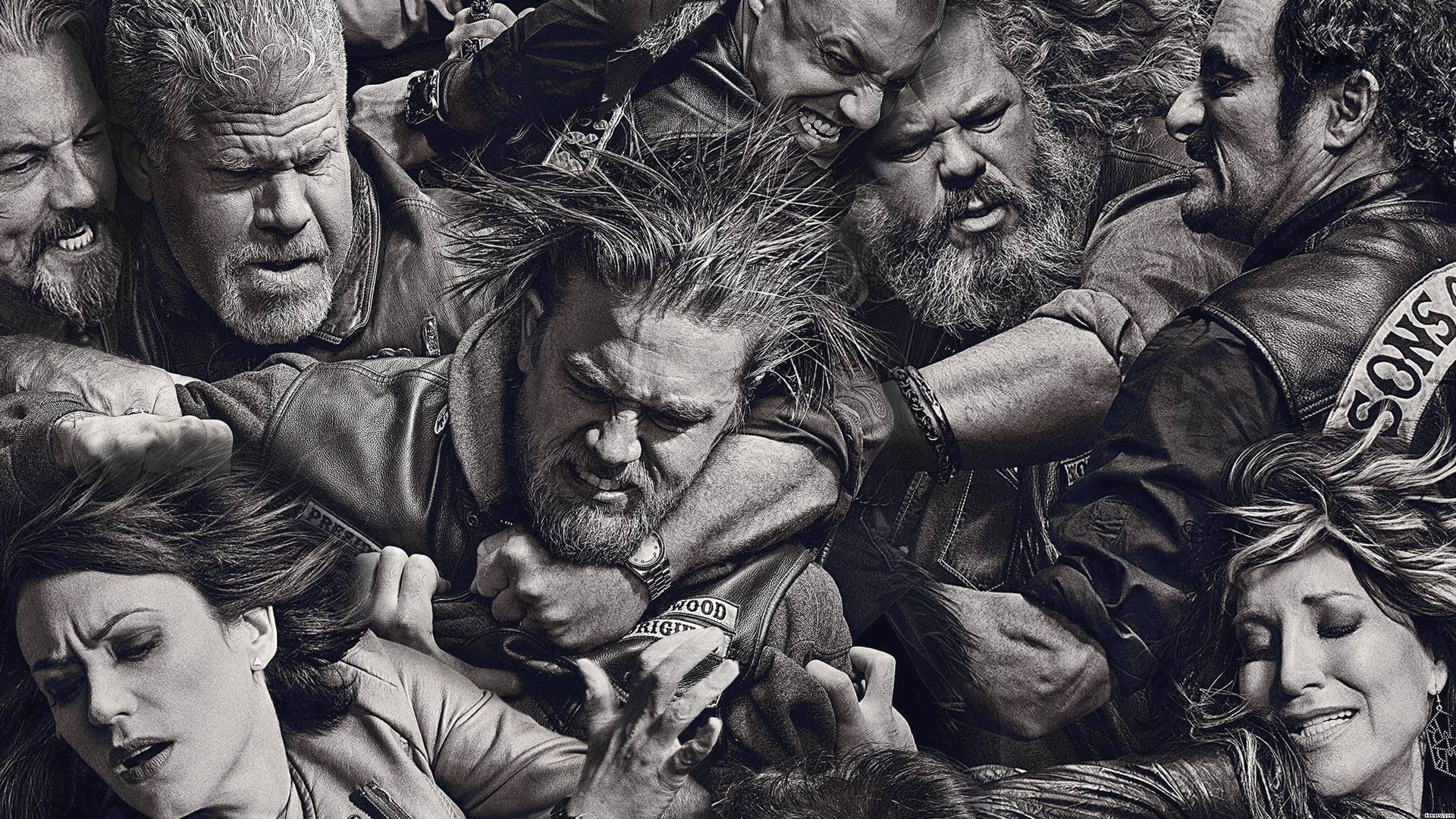 mortes, Sons of Anarchy