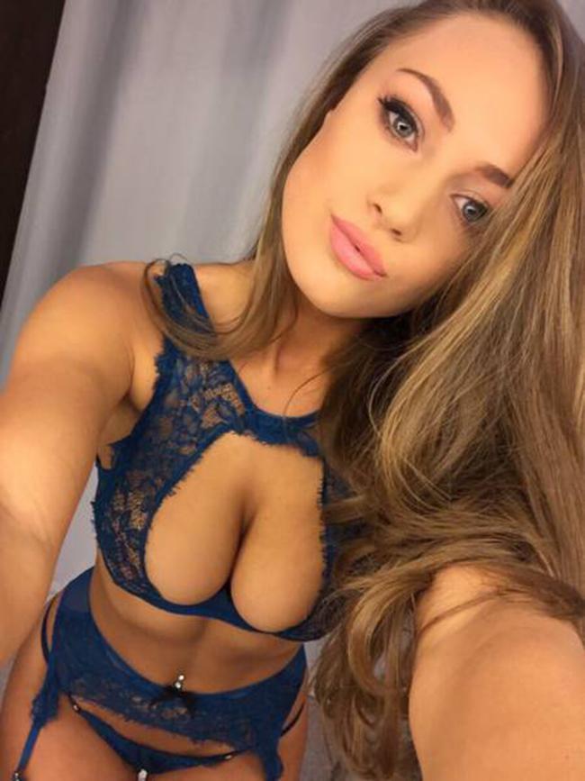 gostosas de lingerie