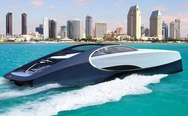 Bugatti dos mares
