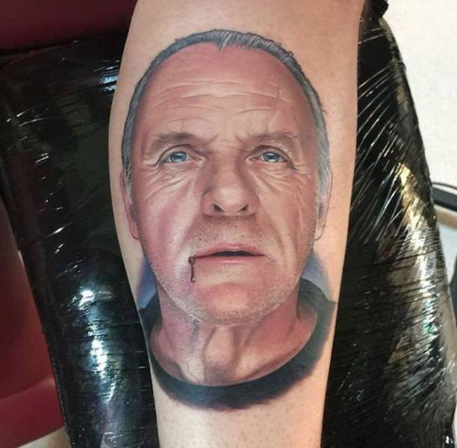 tatuagens, David Corden