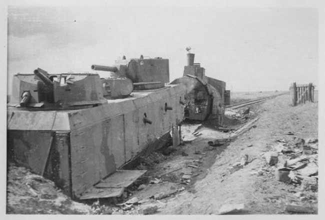 trens blindados