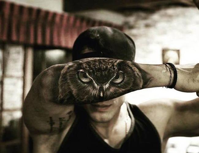 tatuagens hiper-realistas