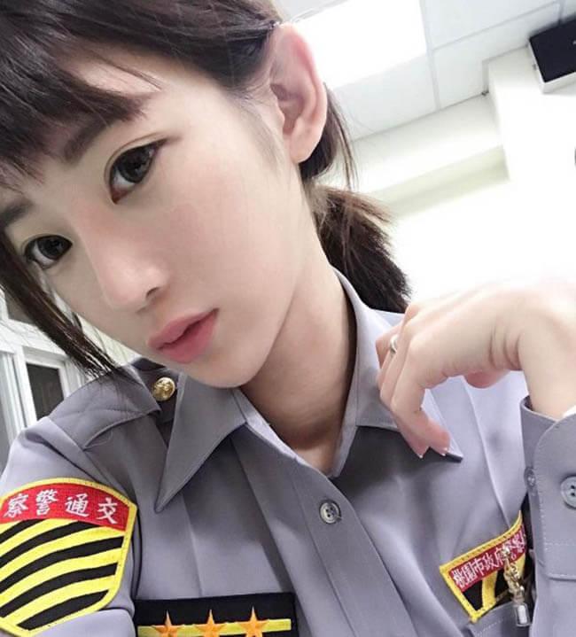 policial japonesa