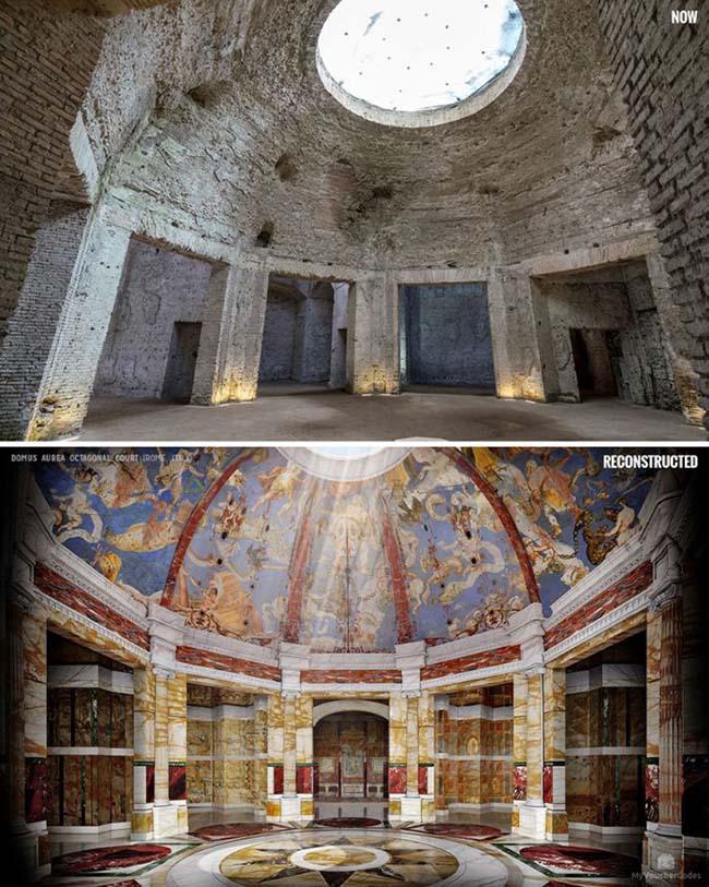 ruínas históricas