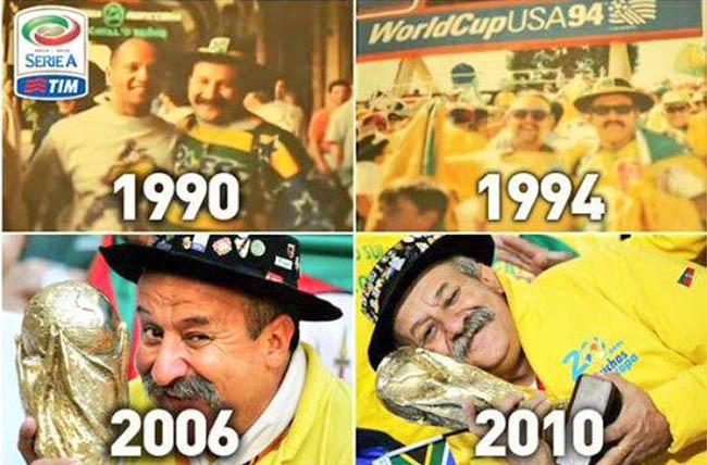Gaúcho da Copa do Mundo