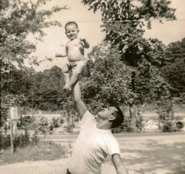 avôs, pais e filhos