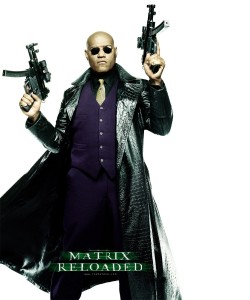Matrix Reloaded promotional photo - Omaha 8 or Better 2nd Edition
