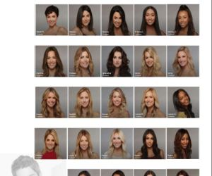Arie's Season Bachelor Contestants Cheat Sheet