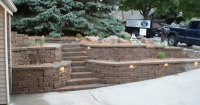 Retaining Walls - Portfolio of Images - Omaha Landscape Design