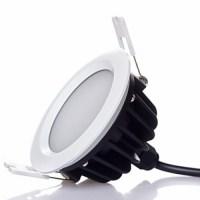 15W 3inch IP65 waterproof Recessed LED downlight lamp high