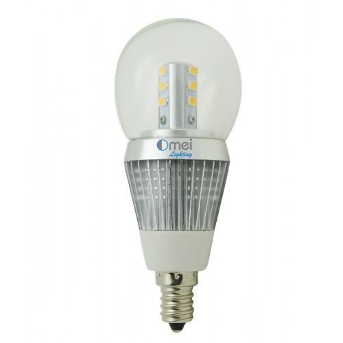 OmaiLighting Chandelier LED Bulb E12 Candelabra Base Light
