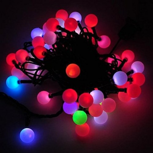 Outdoor Bulb String Lights