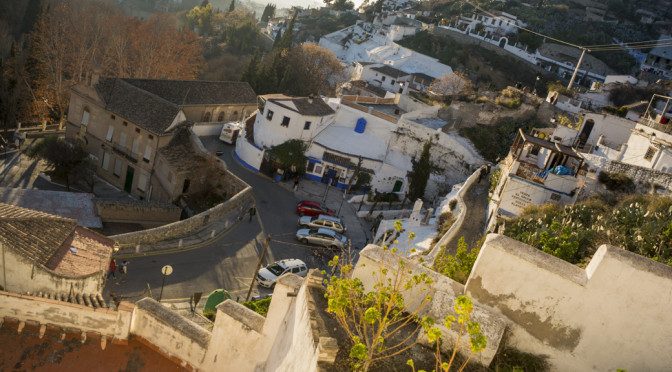 Sacromonte Granada Spain Omair Khan