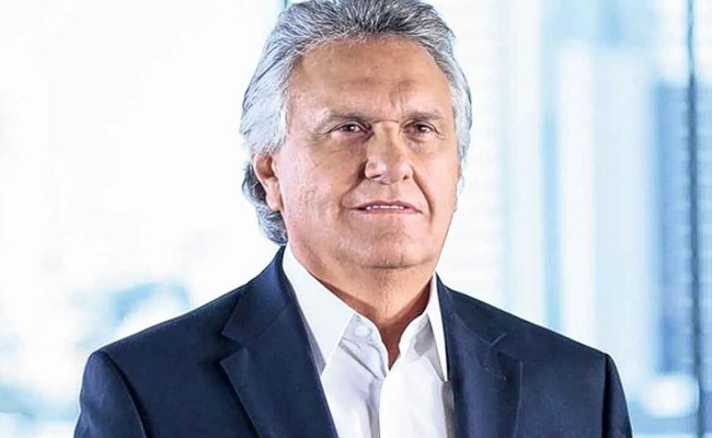 Ronaldo Caiado Do Dem é Eleito Governador De Goiás No 1º