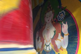 Homepage journey with Lhamo
