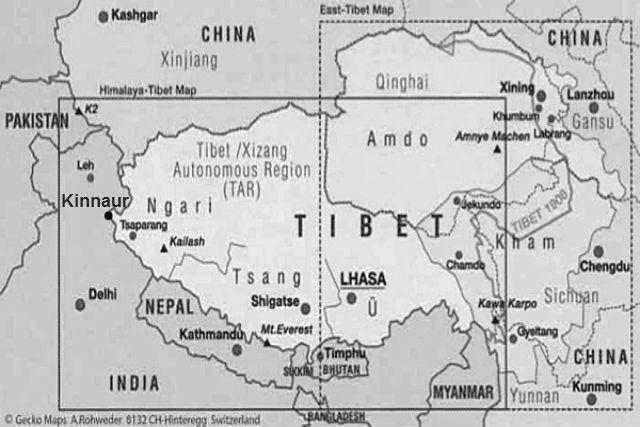 Kinnaur to Tibet journey