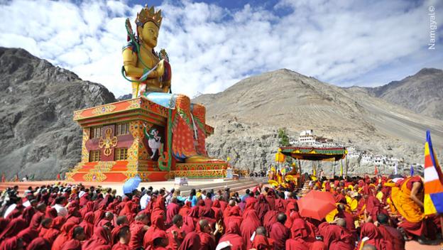 dalai-lama-teaching-ladakh-journey