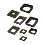 Thermoplastic rubber gasket