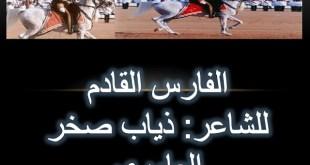 شرح قصيدة الفارس القادم لغة عربية للصف العاشر الفصل الثاني