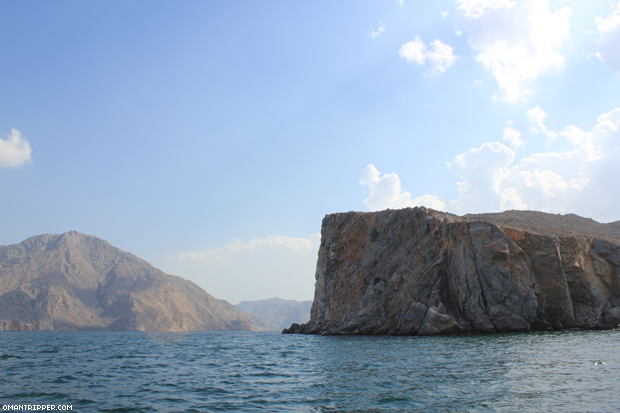 Musandam Fjords Boat Ride