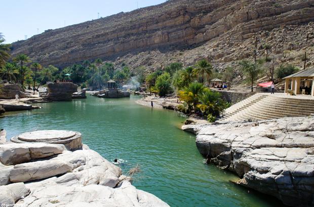 Wadi Bani Khalid (1)