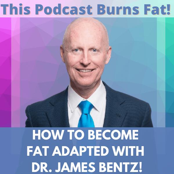 Neurologic Integration System, Dr. James Bentz, This Podcast Burns Fat, podcast, fat, weight loss