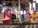 6 Ladies at Puja