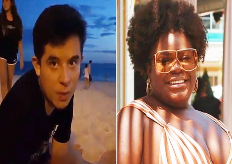 Filho de Mion pede chamada de vídeo com Jojo Todynho — O Mato Grosso