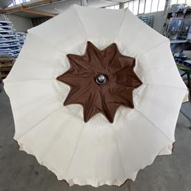 77.9 € | outsunny ombrellone da giardino φ300 x 250acm con. Ombrelloni E Lettini Usati Vendita Seconda Mano