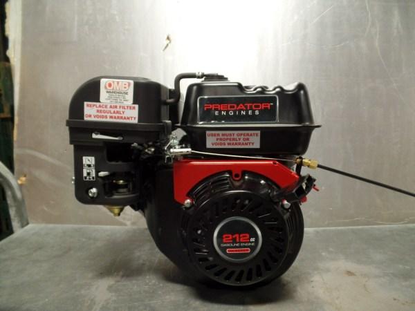 Adjustable Engine Mounting Plate Predator 212cc Engines