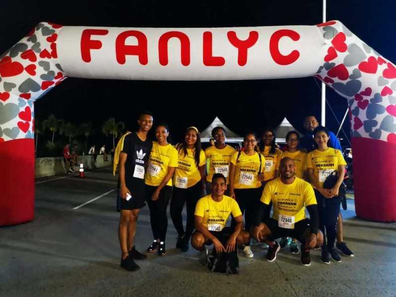 """Walk/Run - Fanlyc """"Relevo por la Vida"""", Panama 2019 - OMC Group"""