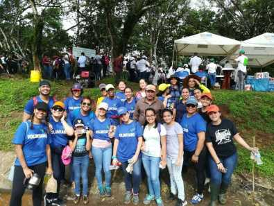 "Reforestation – ""Camino de Cruces"" National Park, Panama 2019 - OMC Group"
