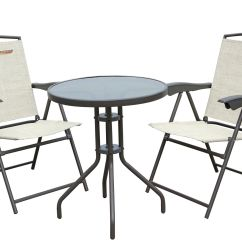 2 Chair Bistro Set Hammaka Trailer Hitch Stand And Hammock Combo Warwickshire Person Table Collection