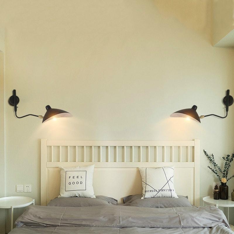 applique mural design style scandinave simple bras décoration interieur