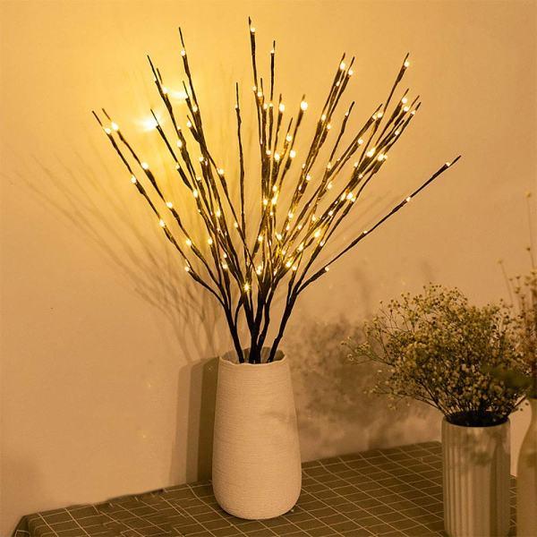 branche lumineuse led pour décoration intérieur moderne