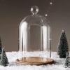 cloche décorative e verre pour saint valentin