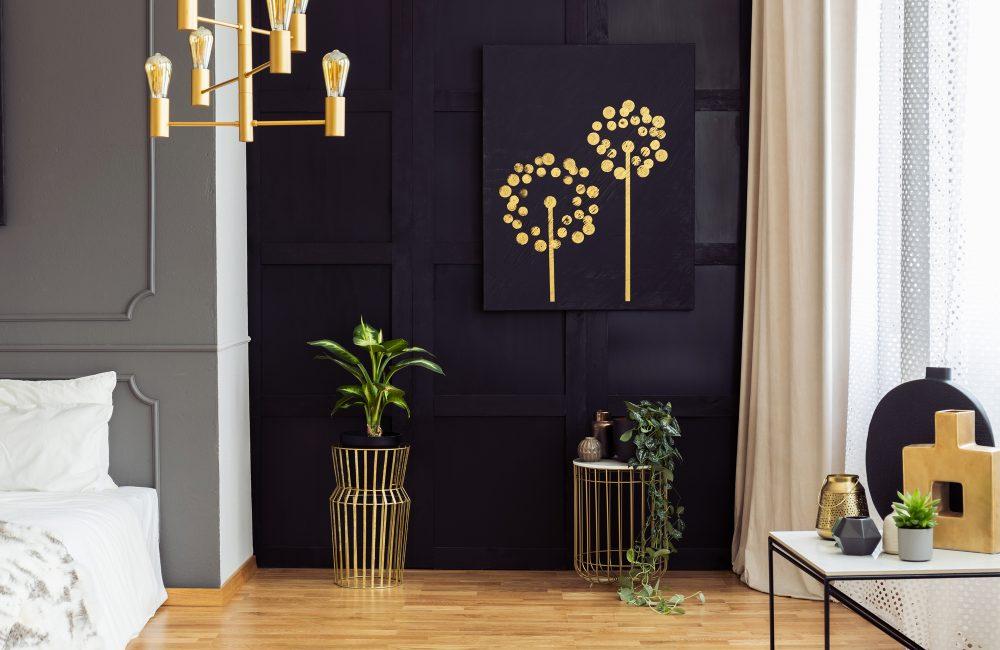 décoration tendance revêtement murale