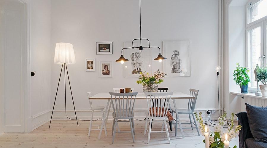 éclairage décoration design scandinave