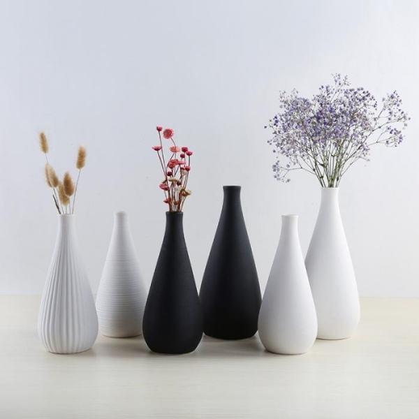vase moderne en céramique pour décoration intérieur