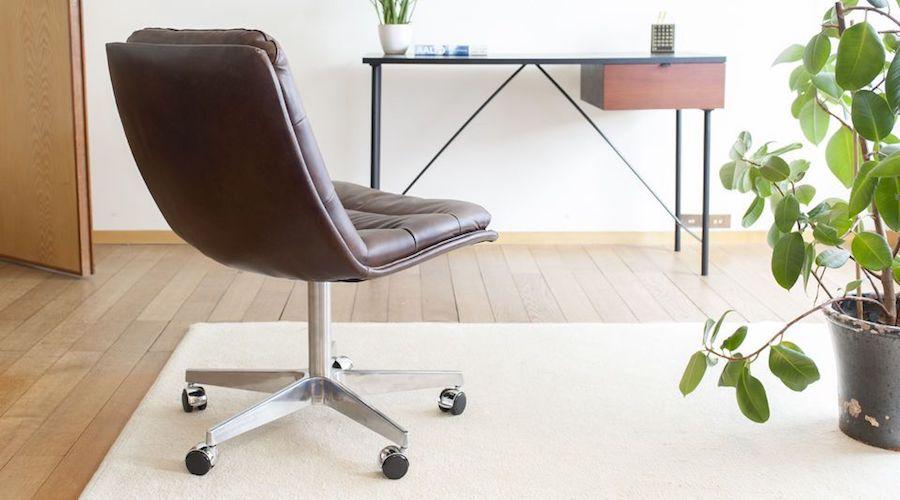 bureau chez soi choisir fauteuil confort