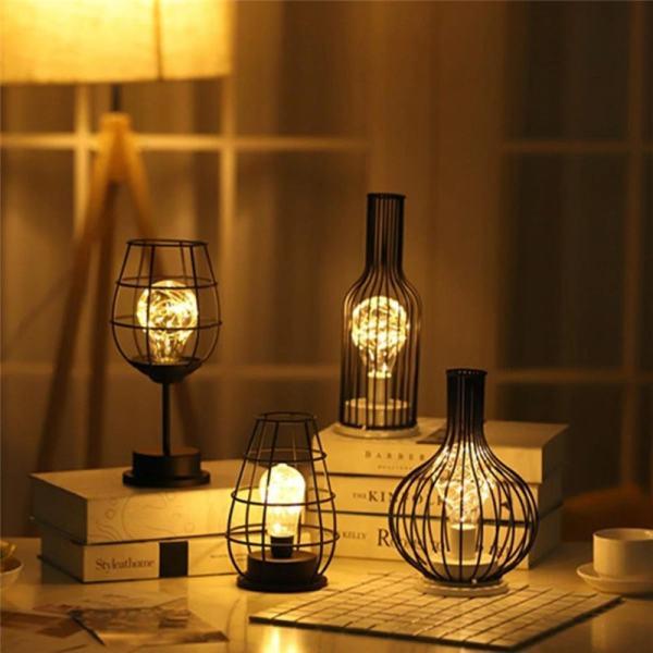 lampe décorative métal décoration intérieur