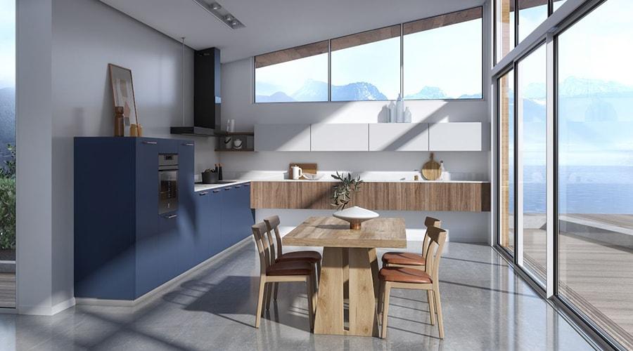 décoration relaxante cuisine détente